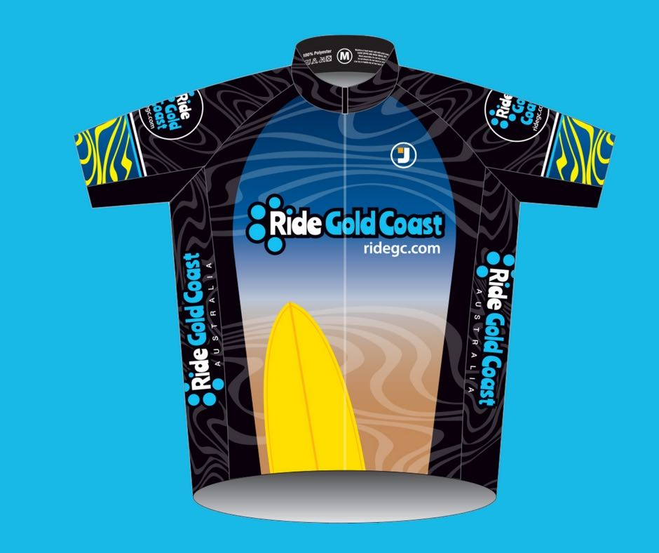 Ride Gold Coast Kit - Shirt - Front