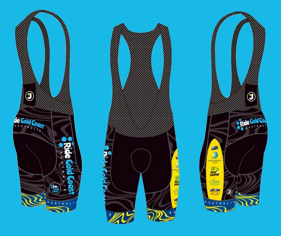 Ride Gold Coast Kit - Bib Shorts