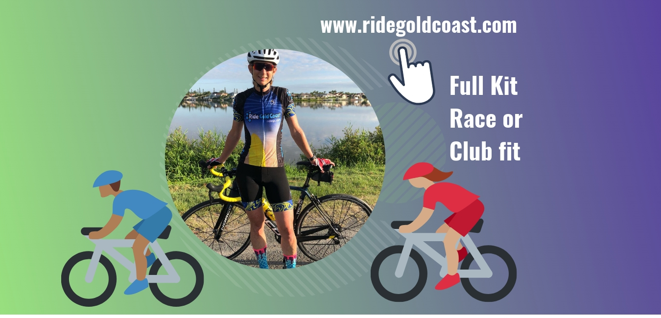 Ride gold Coast Full kit