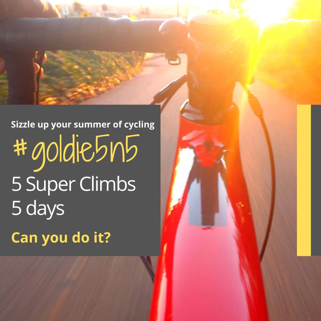 Ride Gold Coast Climb5n5 challenge your Summer